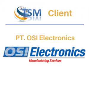 Training & Consultancy Services Batam - Trampil Sistem Client PT. OSI Electronics